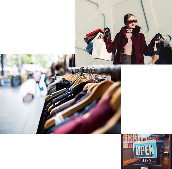 Personal Shopper/Einkaufsbegleitung mit Louise Lorenz